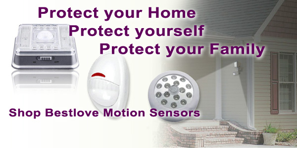 Shop Best Love Motion Sensors