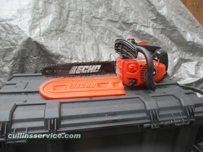 How to Sharpen a Chainsaw What saw do you Have Cullins Service