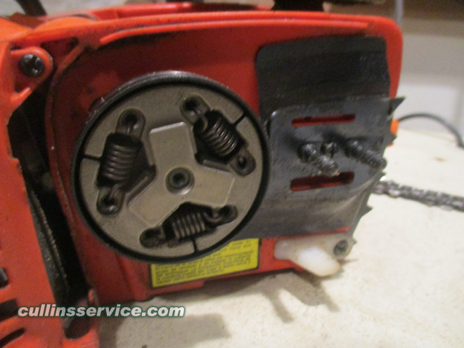 How to Sharpen a Chainsaw Loosen Nuts Cullins Service