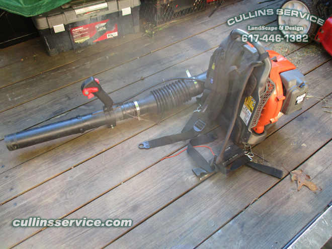 How to Tune Up A Husqvarna 150BT Backpack Leaf Blower Cullins Service