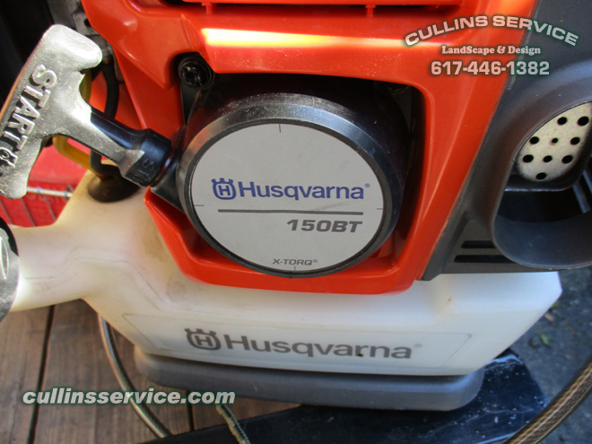 How to Tune Up A Husqvarna 150BT Backpack Leaf Blower What Blower do you Have Cullins Service