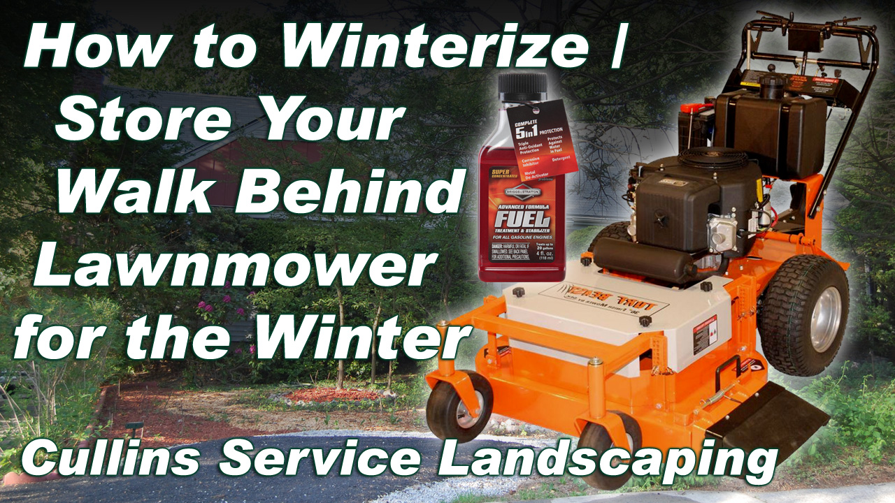 How to diy winterize store your walk behind lawn mower turf beast how to diy winterize store your turf beast walk behind lawn mower for the winter how to do it yourself solutioingenieria Gallery