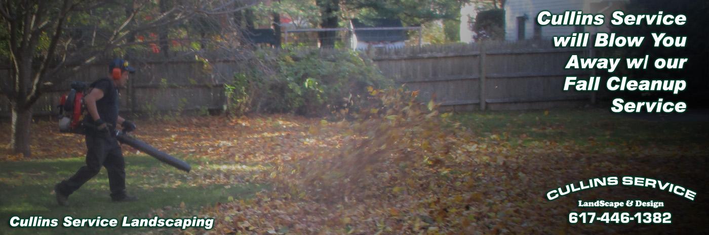 Cullins Service Fall Cleanup