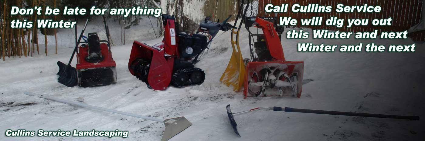 Cullins Service Winter Snow Equipment