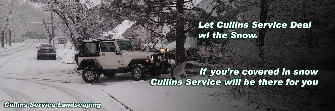 Cullins Service Winter Snow Cleanup