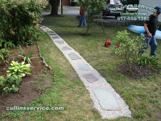 A rewarding Landscape design project well done